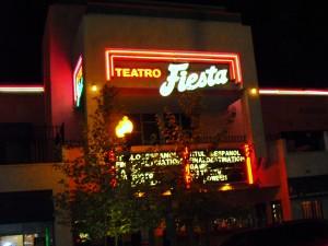 Teatro Fiesta, Santa Ana