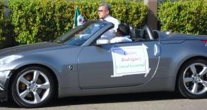 Mexican Consul General Carlos Rodriguez