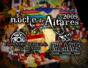 Noche de Altares 2009