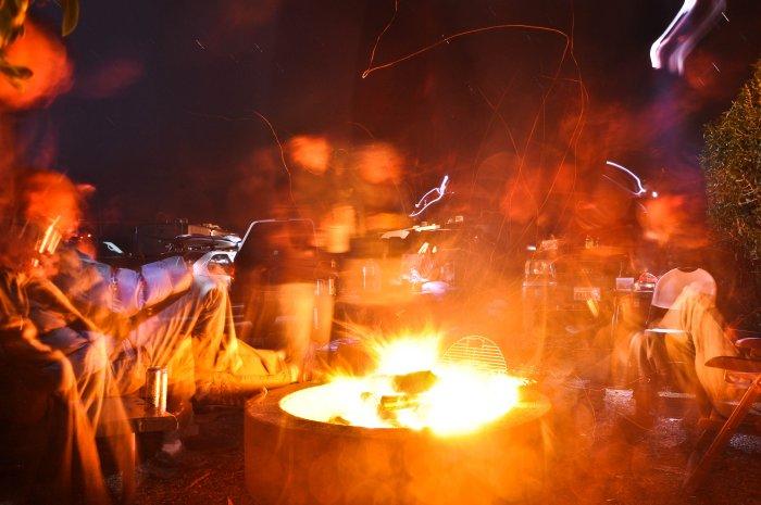 Santa Ana Campfire