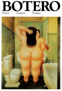 fernando-botero-bath