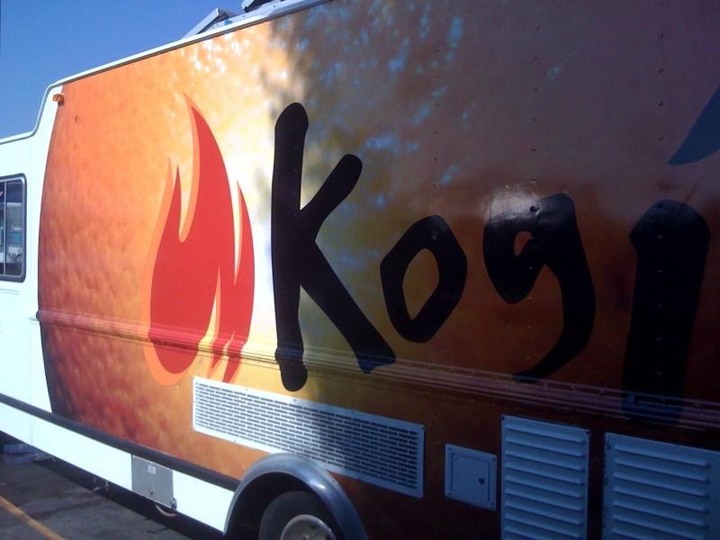 Kogi Baby Naranja truck