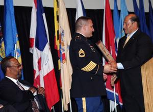 Lou Correa and U.S. Veterans