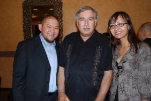 Phu Nguyen, Art Moreno, Tammy Tran