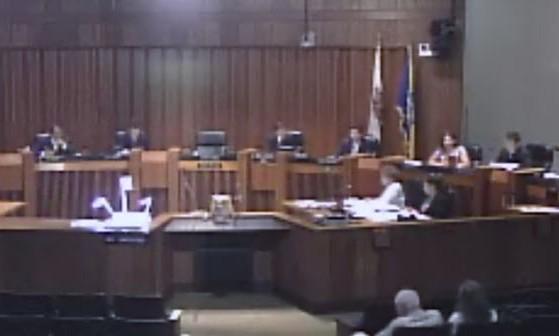 Santa Ana City Council Chambers
