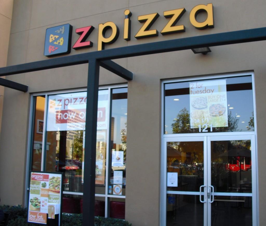 Z Pizza in Santa Ana