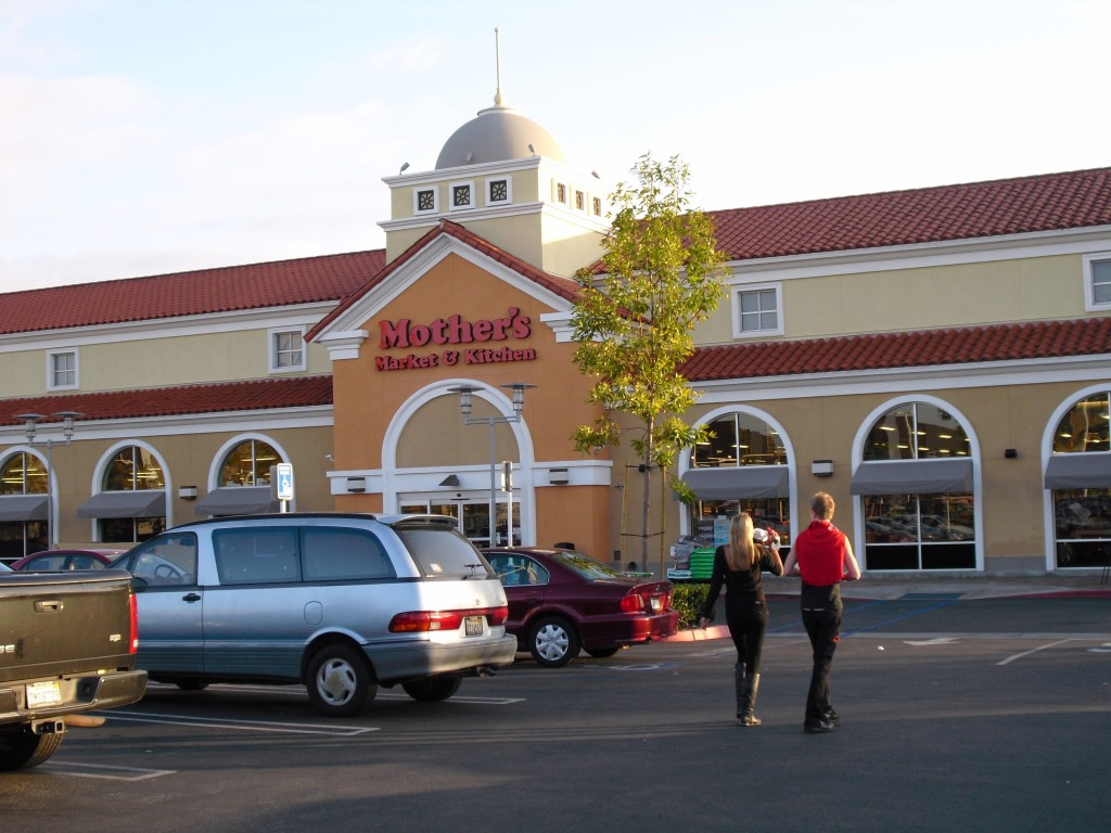 Mother's Market in Santa Ana