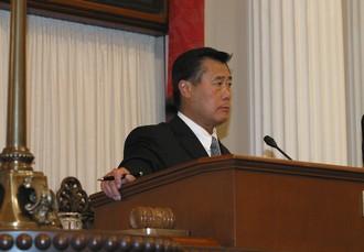 State Senator Leland Yee