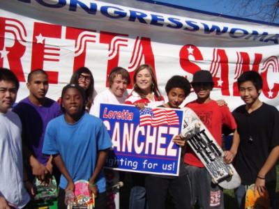 Loretta Sanchez campaign
