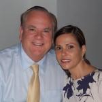 Nadia Maria Davis and Bill Lockyer