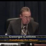 Santa Ana Mayoral Candidate George Collins