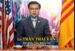 Van Tran speaks in Vietnamese