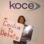 KOCE Protest
