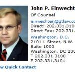 John Einwechter