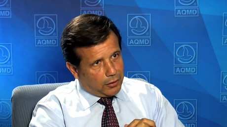 Miguel Pulido AQMD
