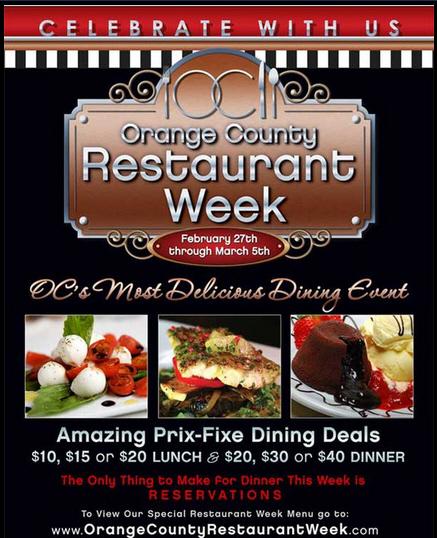 OC Restaurant  New Santa Ana   Santa Ana s best restaurants participating in  . Orange County Dining Deals. Home Design Ideas