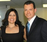 Michele Martinez and David Benavides