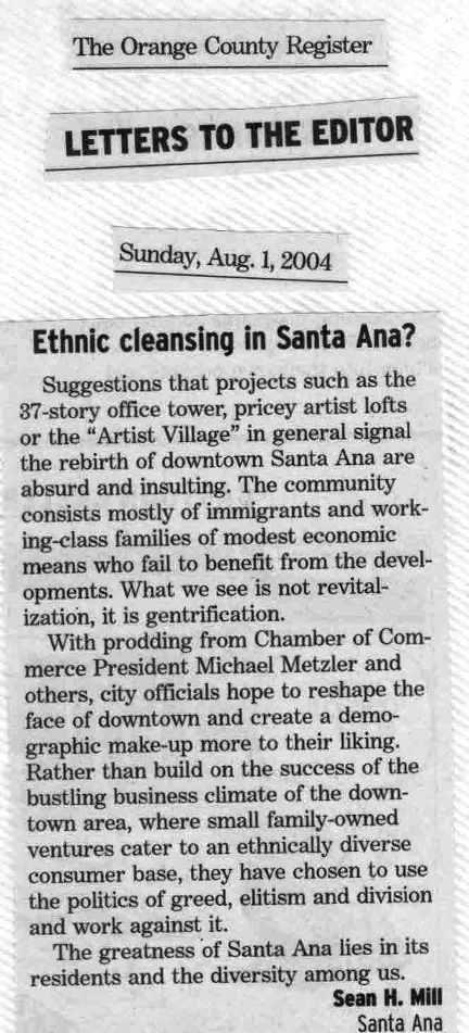 Ethnic Cleansing Essay