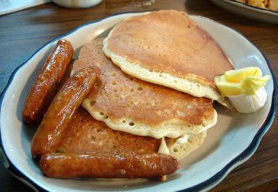 NESALL Pancake Breakfast