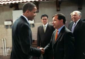 Miguel-Pulido-and-President-Barack-Obama