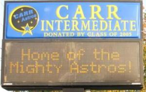 Carr Intermediate