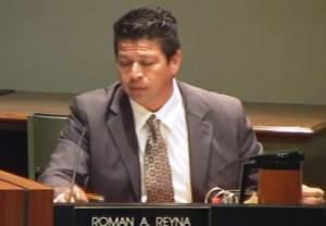 Council Member Roman Reyna
