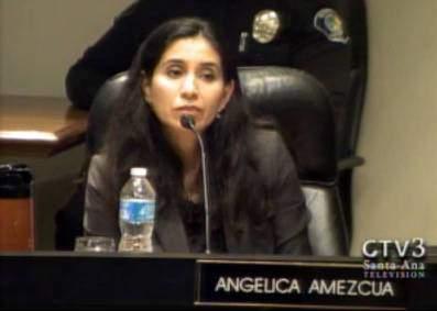 Councilwoman Angelica Amezcua