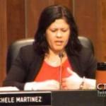 Michele Martinez whining