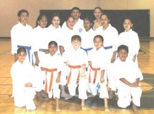 Te-kenjutsu-kan karate of santa ana