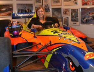 Speed Racer Loretta Sanchez