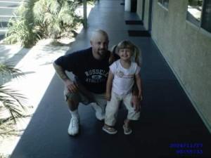 Jason & his daughter Hailley