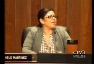Michele Martinez speaking