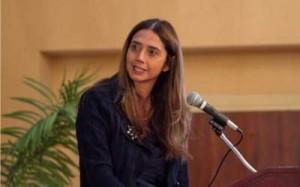 Thelma Melendez de Santa Ana is retiring