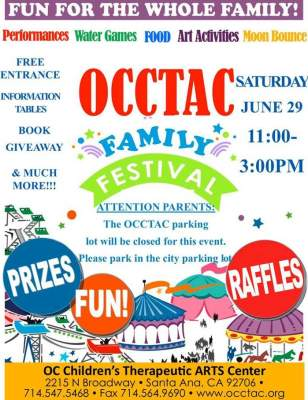 OCCTAC Family Festival