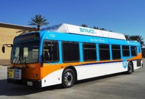 OCTA Bravo Bus