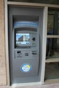 Santa Ana Payment Kiosk