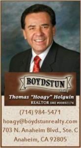 Thomas Hoagy Holguin ad