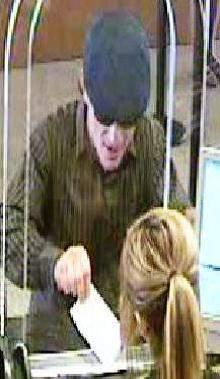 Santa Ana bank robber