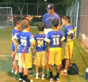 Play Action Football Rams