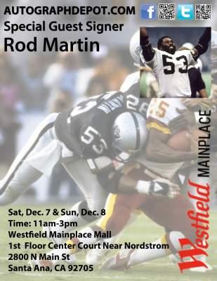 Rod Martin