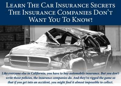 Car insurance seminar