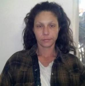 Female copper pipe suspect