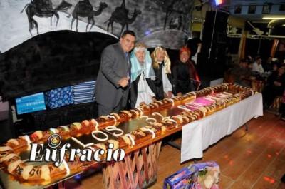 Los 32 Rosca de Reyes