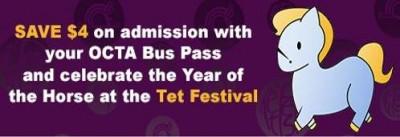 OCTA Tet Festival Deal