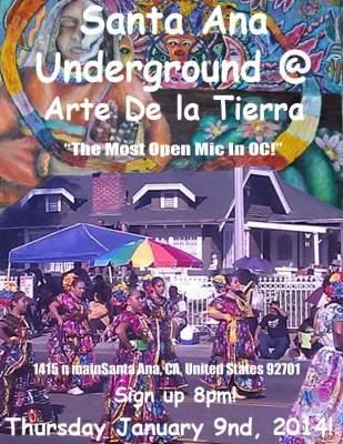 Santa Ana Underground