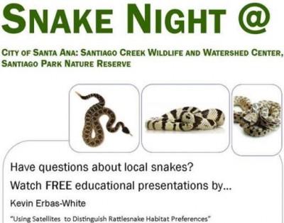 Snake Night Header
