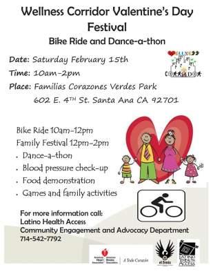 Wellness Corridor Bike Ride and Festival
