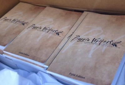 Barrio Writers Book