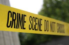 Santa Ana Crime Scene