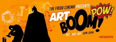ART BOOM! POW!